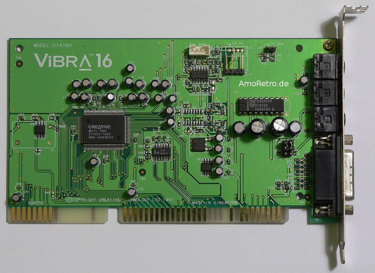 Audio driver for Sound blaster CT for Windows 7 - Windows 7 Help Forums