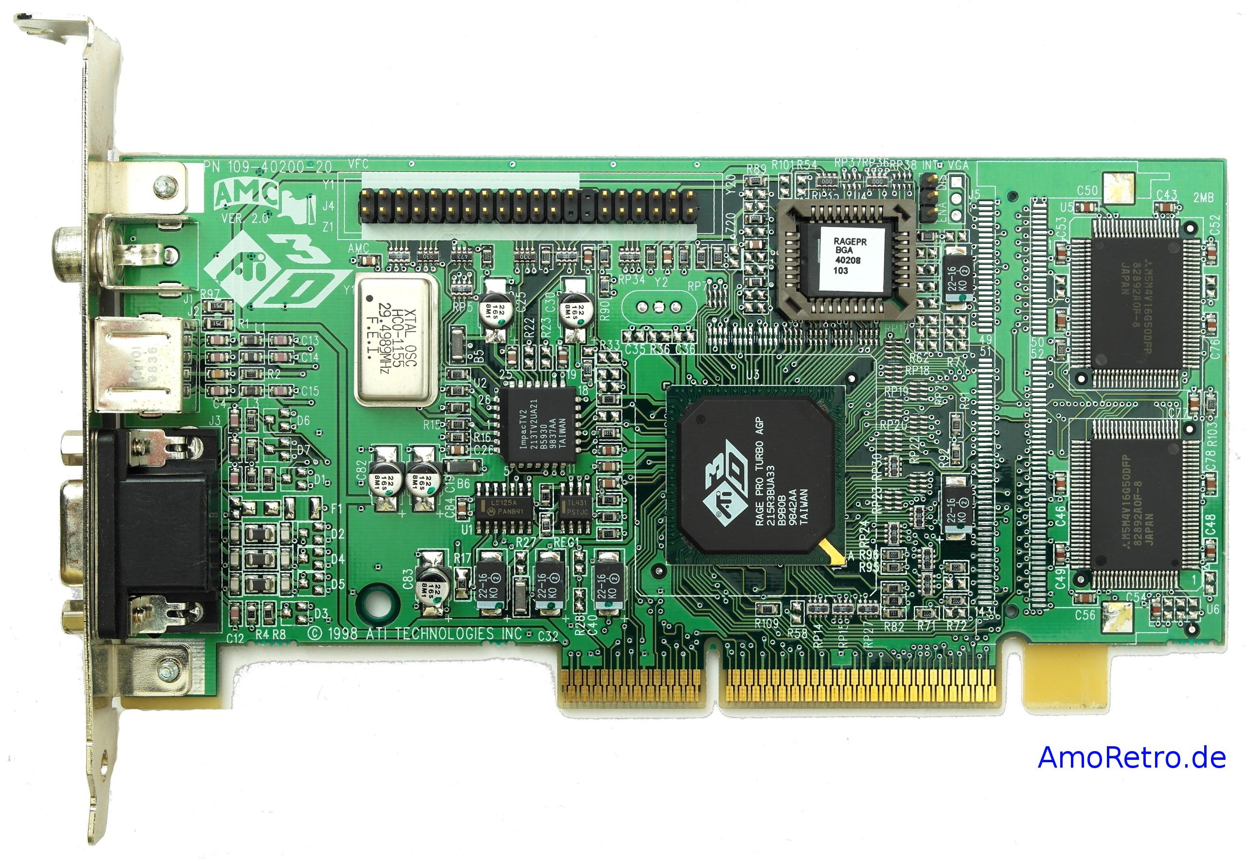ATI RAGE XL PCI B41 DRIVERS