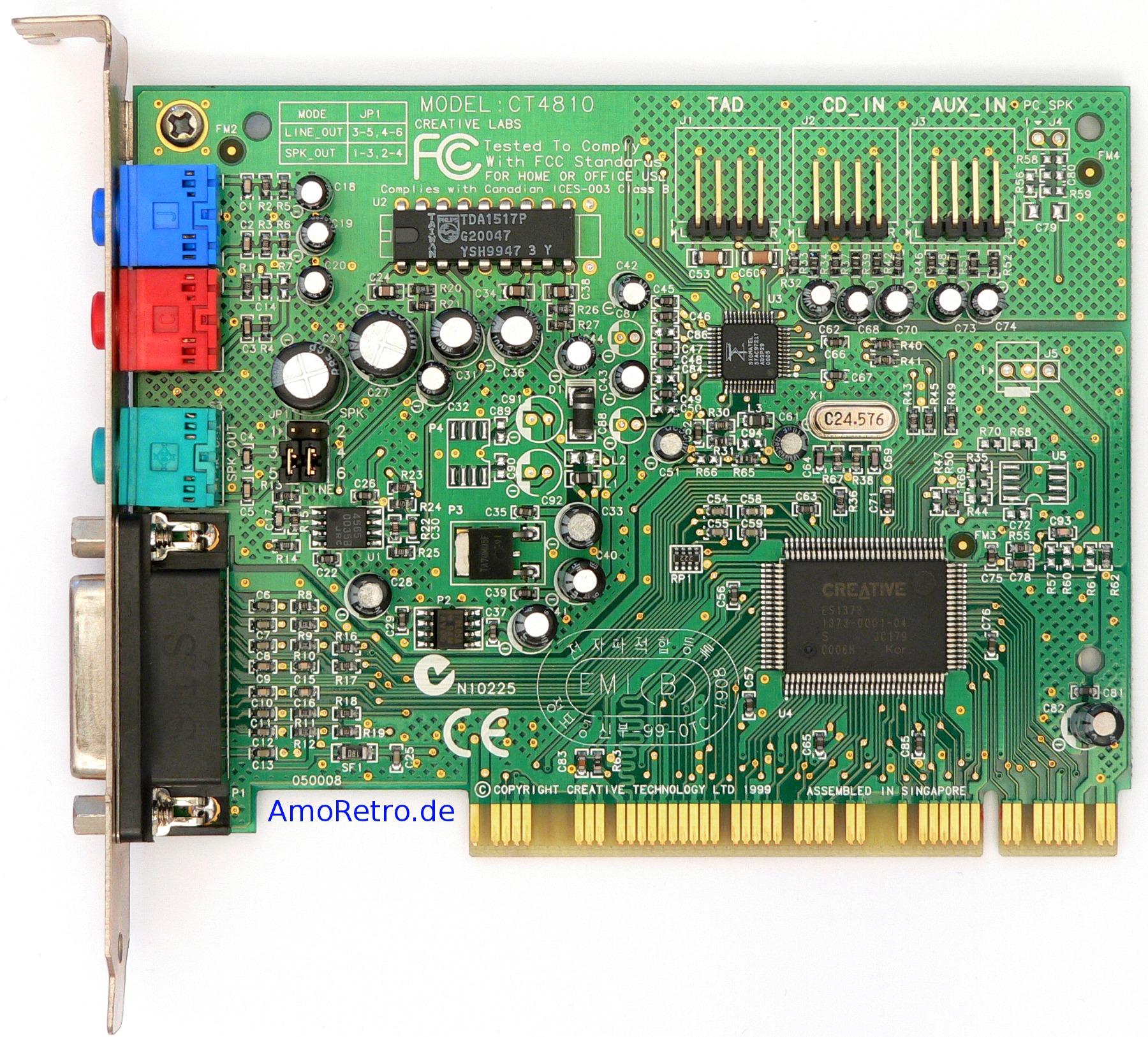 Creative Labs (United States of America) | Sound Blaster ...
