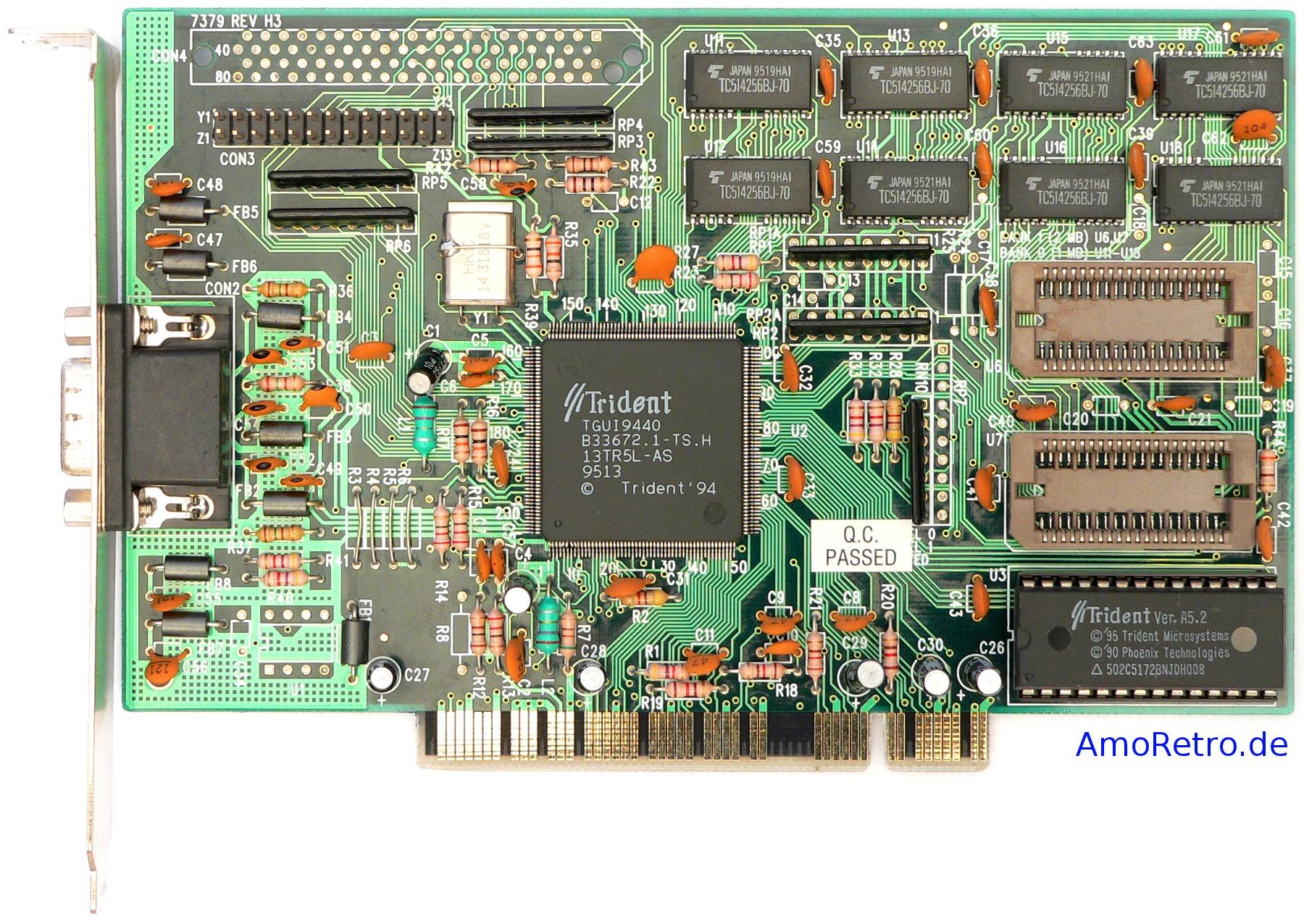 trident 9680 xp